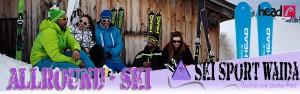 Genusscarver — Allround-Ski